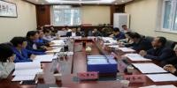 省政府法制办专项督察卫生计生法治政府建设工作 - 卫生厅