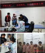 """中国红十字基金会为实施""""天使阳光基金""""和""""小天使基金""""青海两所定点医院举行揭牌仪式 - 红十字会"""