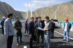 陶永利副厅长一行检查指导海黄大桥通车前各项准备工作 - 交通运输厅