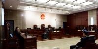 最高人民法院第六巡回法庭在青海首开示范庭 - 法院