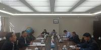 法制(法工)委党支部召开学习会 - 人民代表大会常务委员会