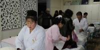 青海省残疾人就业服务指导中心赴海东市开展 盲人保健按摩场所星级评定和残疾人就业扶持调研工作 - 残疾人联合会