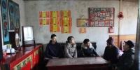 省地税局第三党支部开展帮扶慰问活动 - 地方税务局