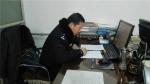昆仑路派出所组织民警进行学习党的十九大精神知识测试 - 公安局