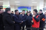 韩建华副省长调研指导2018年道路春运工作 - 交通运输厅