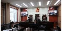 湟中法院:节后上班首日 干警收心归位 - 法院