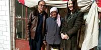 湟中县人民法院春节前夕走访慰问贫困群众 - 法院