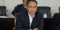省人大环资委召开对口部门工作联系会 - 人民代表大会常务委员会