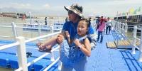 """茶卡盐湖景区念好""""三字经""""提升旅游服务质量 - Qhnews.Com"""