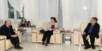 吴捷主任前往省妇女儿童医院调研指导 - 卫生厅