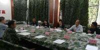 省卫生计生委吴捷主任前往成都总医院对接军地对口帮扶工作 - 卫生厅