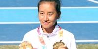 青海姑娘西日措摘得青奥会5000米女子竞走金牌 - Qhnews.Com