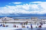 青海茶卡盐湖景区2018年冬季免门票开放 - Qhnews.Com