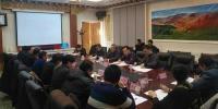 青海省政府残工委第五考核组赴海北州开展考核工作 - 残疾人联合会