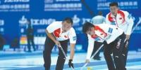 第三届中国·青海国际冰壶精英赛开幕 - Qhnews.Com