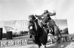 德都蒙古第四届骆驼文化节举行 - Qhnews.Com