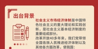 中共中央 国务院关于新时代加快完善社会主义市场经济体制的意见 - 红十字会