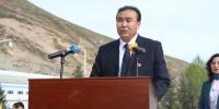 省民宗委主任开哇出席玉树州创建全国民族团结进步教育基地授牌仪式 - 民族宗教局