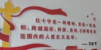 省红十字会组织开展交流学习活动 - 红十字会